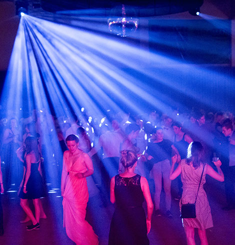Abiball in Bernau